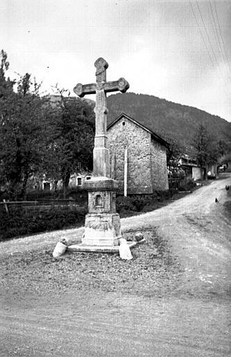 photo pour Croix de chemin
