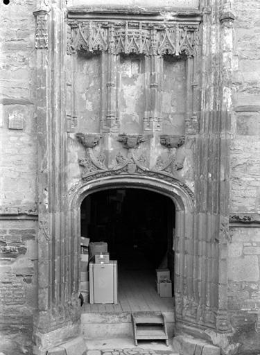 photo pour Ancienne chapelle Saint-Yves