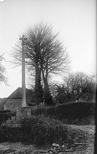 photo pour Croix du Mesnil-Sauvage