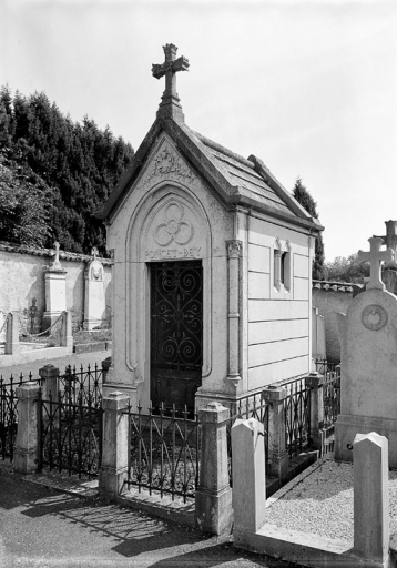 photo pour Chapelle Funéraire de Claude Noël Poncet Bey