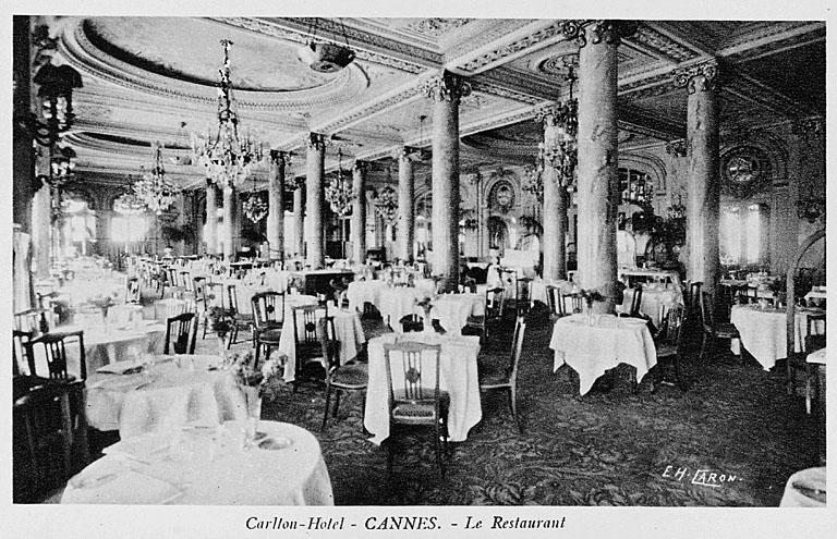 photo pour hôtel de voyageurs dit Carlton Hotel