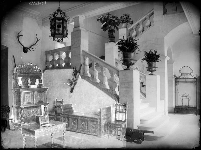 photo pour Château de la Ferté (également sur commune de Lazenay, dans le Cher)
