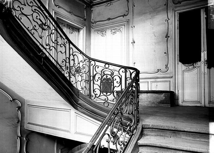 photo pour Hôtel de Dartein
