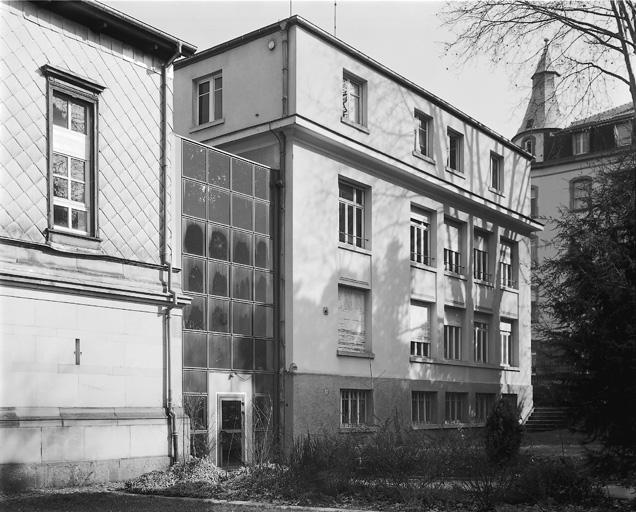 photo pour Etablissement administratif (bâtiment est)