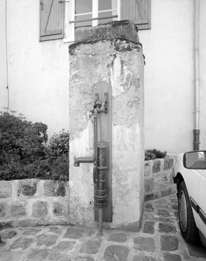 photo pour borne fontaine