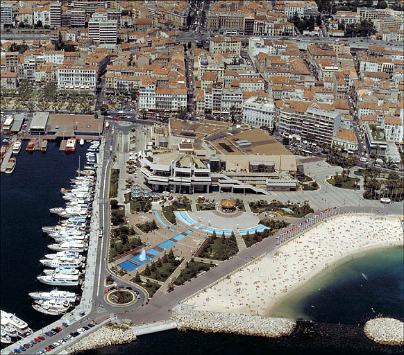 photo pour casino municipal, palais des congrès dit Palais des Festivals