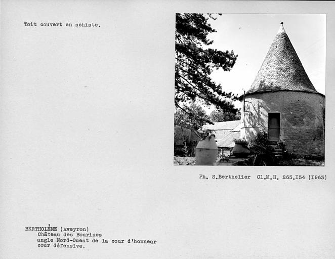 photo pour Château des Bourines et ses dépendances