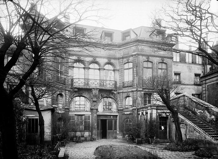 photo pour Hôtel Saint-Haure (ancien) ou des Dames de Sainte-Aure