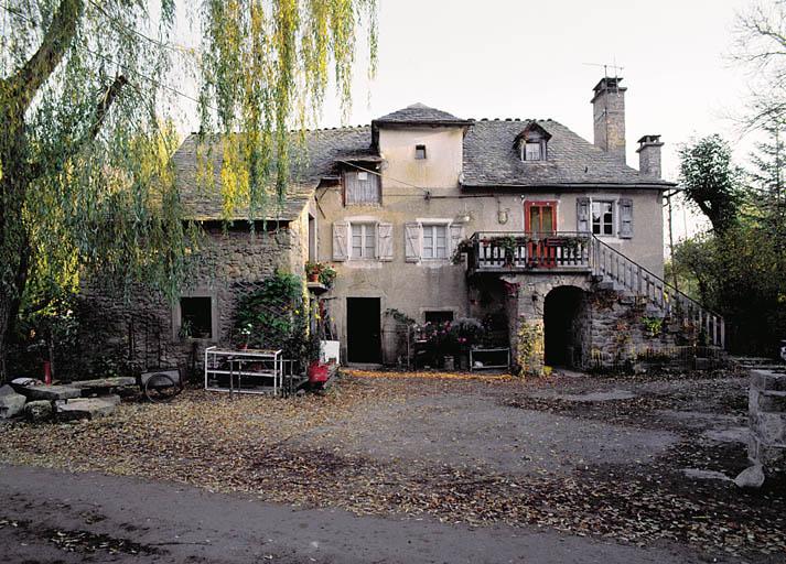 photo pour Moulin à Farine, Moulin à Huile, Usine de Menuiserie dit Moulin de Cénaret