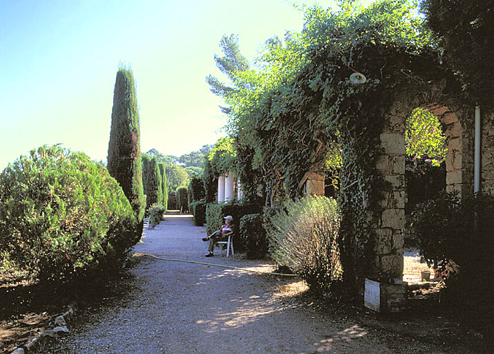 photo pour complexe sportif dit Tennis et Baby-Golf, actuellement Tennis du Provençal