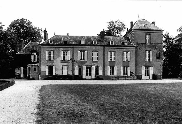 photo pour Château  lieu dit le Brochard