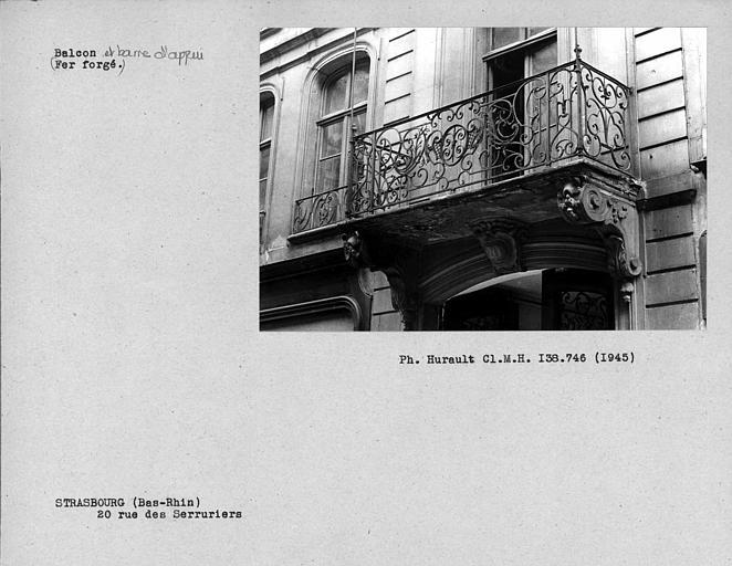 photo pour Ancien hôtel