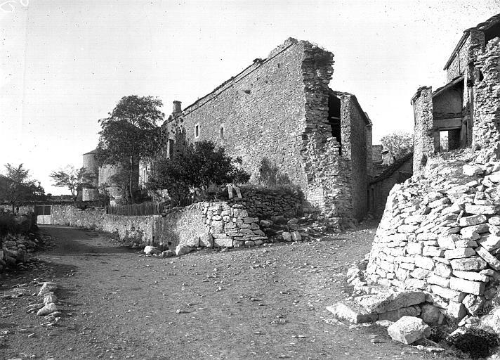 photo pour Donjon et les restes du château