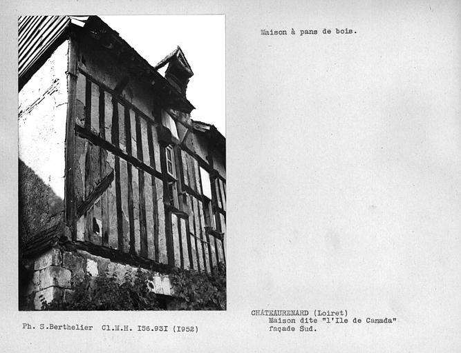 photo pour Maison du 15e siècle, dite de Jeanne d'Arc