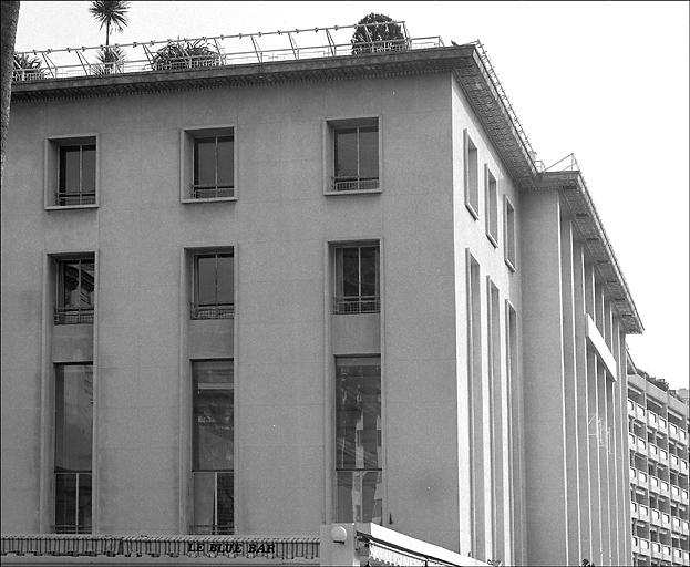 photo pour cinéma dit Palais des Festivals, puis Palais Croisette