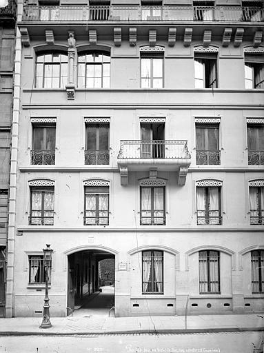 photo pour Immeuble 68 rue Condorcet