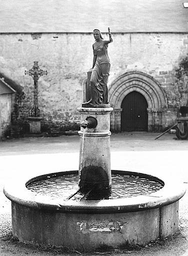 photo pour Fontaine 2e fontaine