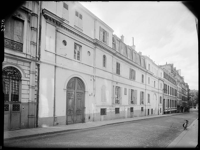 photo pour Hôtel Talma (ancien)