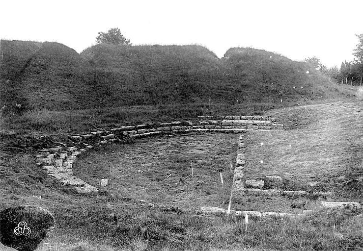 photo pour Ruines gallo-romaines de Champlieu