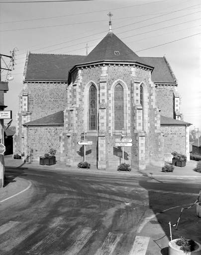 photo pour église paroissiale Saint-Martin
