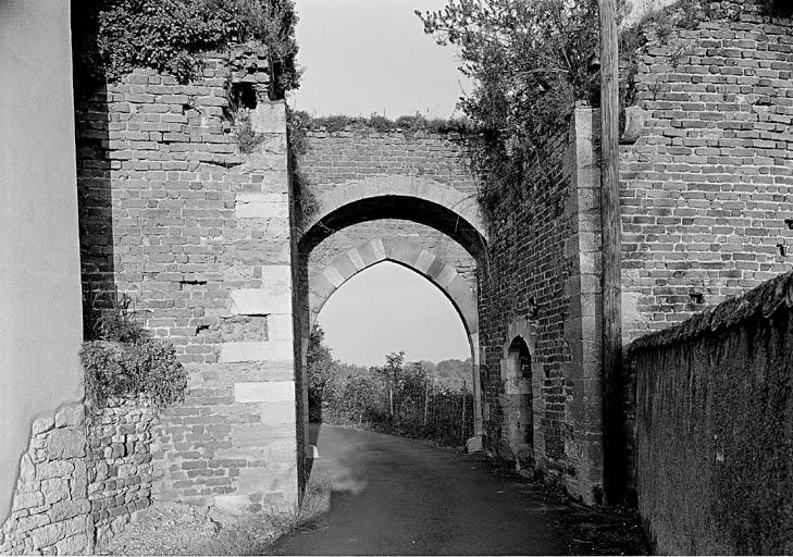 photo pour Fortification d'Agglomération