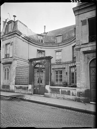 photo pour Hôtel de Mademoiselle Duchesnois (ancien)