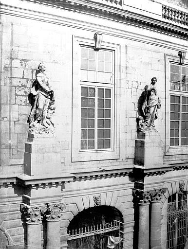 photo pour Anciens hôtels de Rohan et Soubise, actuellement Archives Nationales