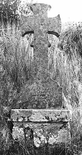 photo pour Croix Monumentale de Chabannes