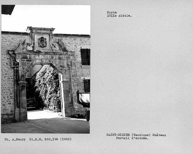 photo pour Château de Thézan