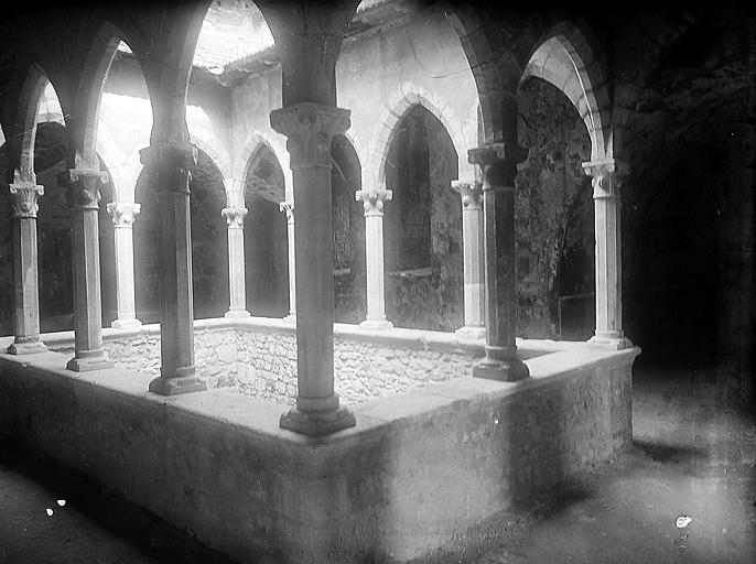 photo pour Château fort ou ancien monastère de Lérins