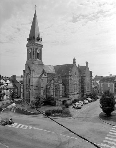 photo pour église paroissiale Saint-Pierre