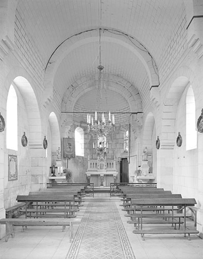 photo pour église paroissiale Saint-Martin.