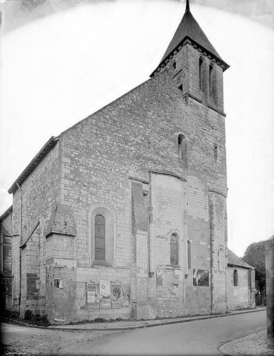 photo pour Eglise paroissiale Saint-Georges de La-Haye-Descartes