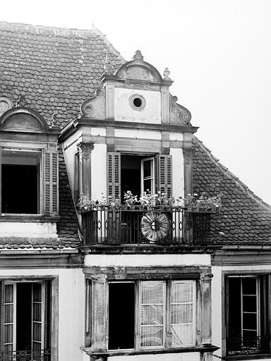 photo pour Ancien hôtel des Boecklin de Boecklinsau, puis du Directoire de la noblesse de Basse-Alsace