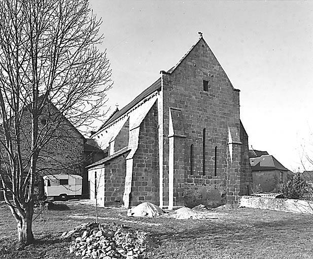 photo pour église paroissiale Saint-Maurice