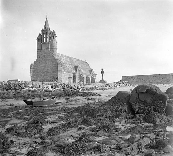 photo pour Chapelle de Notre-Dame-de-la-Joie et calvaire attenant