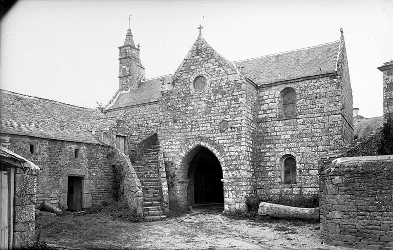 photo pour Chapelle et cryptes