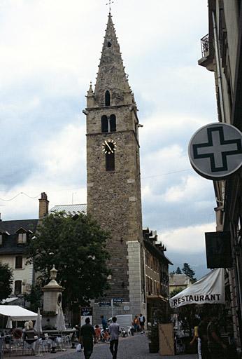photo pour Tour de l'horloge dite Tour Cardinalis