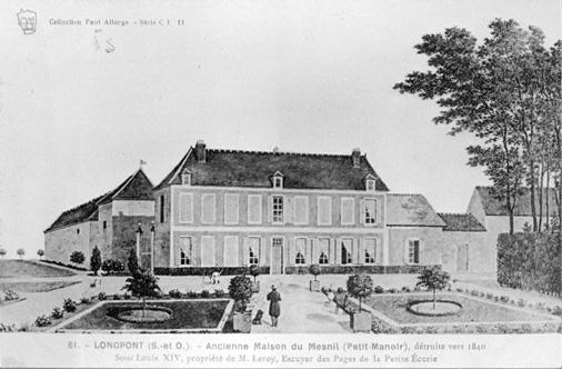photo pour château du Mesnil