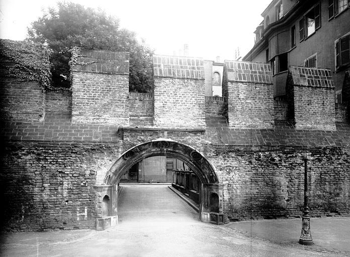 photo pour Ancien Hôtel de Rathsamhausen