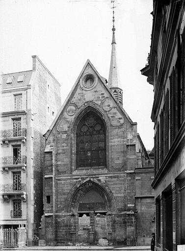 photo pour Collège de Beauvais (ancien)