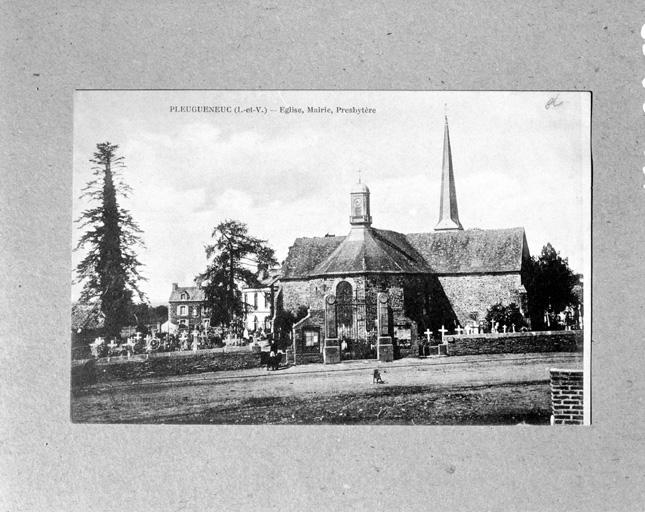photo pour église paroissiale Saint-Etienne