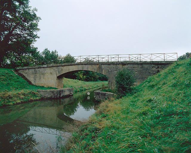 photo pour Rigole d'alimentation navigable des Lorrains (canal latéral à la Loire)