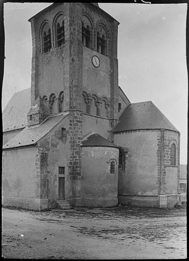 photo pour Eglise Saint-Ludre