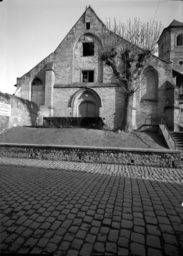 photo pour Ancienne église Saint-Etienne