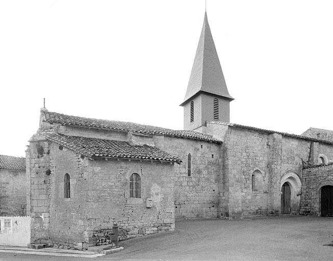photo pour prieuré d'augustins Saint-Gilles.