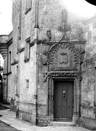 photo pour Château de Montigny le Gannelon