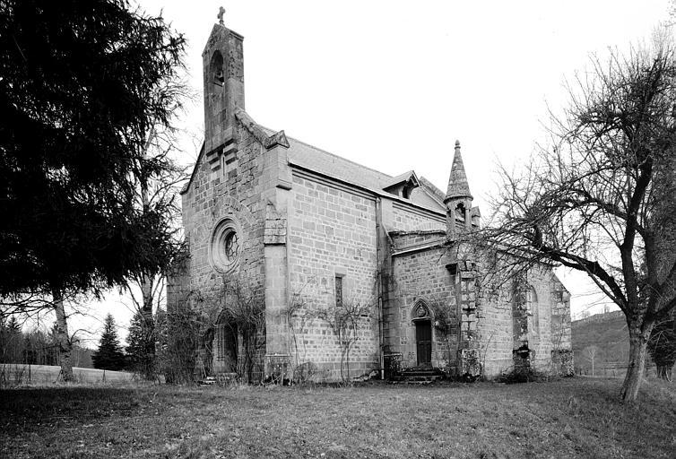 photo pour Chapelle du Mas-Laurent