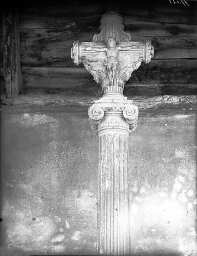 photo pour Croix de chemin place de Ceignac