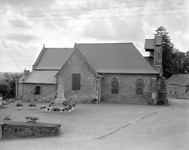 photo pour église paroissiale Saint-Aubert